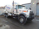 CONCRETE MIXERS & AUTOS