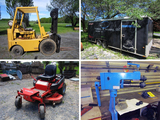 Forklift, Tools & HVAC/Plumbing Inventory Reduction – Thorp, WI