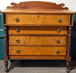 Empire-Style Chest of Drawers