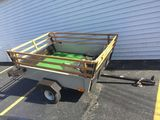 Furniture, Collectibles, Household, Trailer-AH