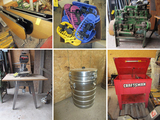 Barron Schools Shop Tools – Barron, WI