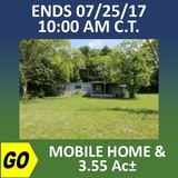 Absolute Online Auction - Real Estate