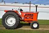 LARGE TWO DAY ALLIS CHALMERS COLLECTOR AUCTION FOR CLAIR & CAROL MROTEK