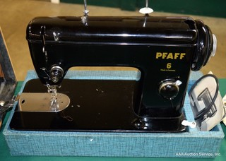 Pfaff #6 Sewing Machine