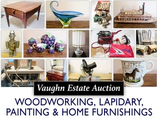 Independence Woodworker & Hobbyist Auction