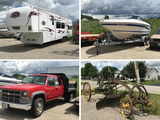 2/4 July Consignment - MUTIPLE LOCATIONS & Neenah, WI
