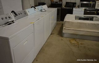 Large Selection of Appliances