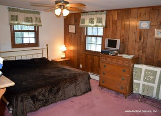 Large Master Bedroom with Attached Bathroom