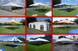 Complete Tent Rental Division Absolute Online-Only Auction