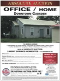 Investment home in Gadsden, Alabama