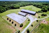 56+/- Acre Equestrian Facility & Log Home, White Plains, GA