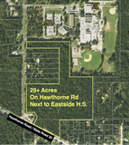 27+ Acres on Hawthorne Rd in Gainesville, FL
