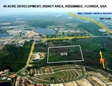 In Contract! - By Order of the US Bankruptcy Court - 40+/- Acre Development Site, Kissimmee, FL