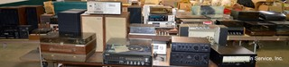Sansui, B&O, & Other Vintage Stereo Components