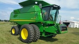 CLOSING OUT AUCTION  JOHN DEERE FARM MACHINERY  THURSDAY, AUG. 10, 2017  10 AM