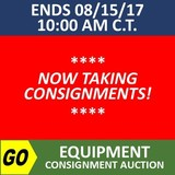 ABSOLUTE ONLINE AUCTION - EQUIPMENT AUCTION