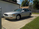 WILLIAMS AUCTION (2002 BUICK LESABRE & PERS. PROP.