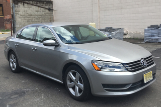 Volkswagen Passat, Chevy Utility Truck & Auto Repair Equipment