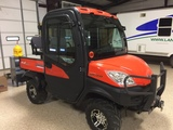 9/9 2010 KUBOTA RTV 1100 * TRAILERS * VEHICLE *  WOODWORKING TOOLS