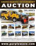 State of South Dakota Government Auction