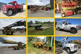 Construction Equipment, Cranes & Rolling Stock Absolute Equipment Auction