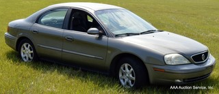 2002 Mercury Sable - 38k Miles!