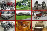 Executive Ranch Home on 5 Acres with Motorhome & Collector Car Buildings Retirement Absolute Auction