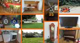 High Quality Ranch Home - Collector Beer Items - Firearms - Antiques & Household Absolute Auction