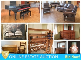 Weatherby Lake Estate Auction