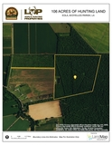 106 acres of hunting land for sale in Eola, LA