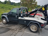 2008 Ford F550 Tow Truck, Lawrenceville, GA