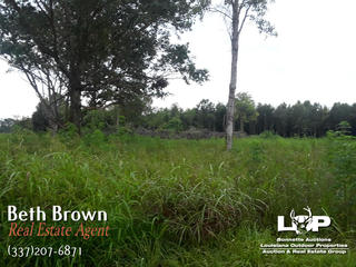30 acres of land for sale in Lebeau, LA