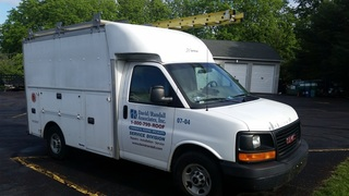 2007 GMC Savanna Utility Box Truck