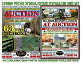 2 LANDMARK FARMS AT AUCTION