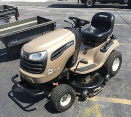Craftsman Special Edition Riding Lawn Tractor, DYS 4500 80 Anniversary Model