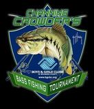 5TH ANNUAL CHANNING CROWDER'S BASS FISHING TOURNAMENT