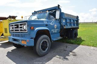 Online Auction ONLY - Surplus Vehicles & Equipment in Woodlawn, NY
