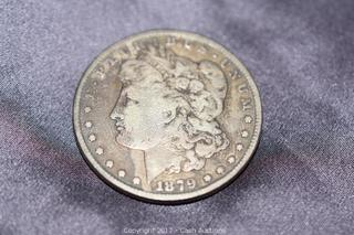 Online Auction ONLY - Silver & Gold; Coins & Bullion