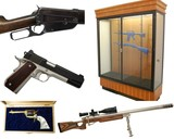 Absolute Auction - Guns, Ammo, Racks, Accessories, Banners - Online Only