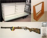 Absolute Auction - Guns, Ammo, Retail Displays, Warehouse Shelving - Online Only