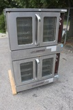 No Reserve Timed Online Bidding Only - SOUTHBEND Double Stacking Convection Oven