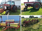 Farm Machinery - Kennan, WI