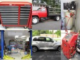 ABSOLUTE AUCTION - Auto Repair Equipment, Vehicles & Construction Tools
