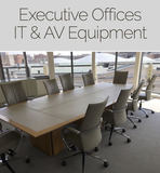 High End Executive Offices, IT & AV online Auction Washington, DC