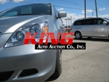 Weekly Auto Auctions - Every Thursday at 6:30 p.m.