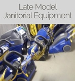 CLOSING WEDNESDAY Janitorial Equipment online Auction Philadelphia, PA