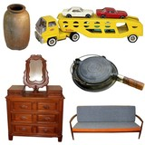Absolute Living Estate Auction - Online Only
