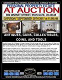 Personal Property Auction