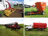 September Farm & Equipment - Multiple Locations & Prairie Farm, WI