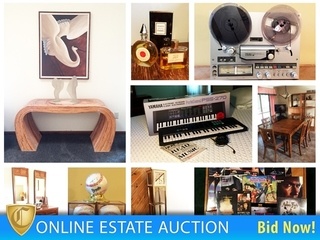 South Kansas City Estate Auction Ends 10/12/2017